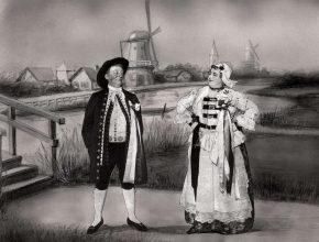 (Thomasvaer en Pieternel, R'dam, 1913)